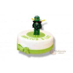 Tort z figurką Lego Ninjago