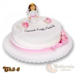 Tort na chrzest święty