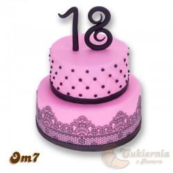 Tort na 18-tkę