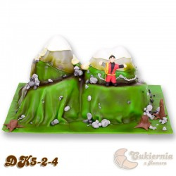 Tort dla alpinisty