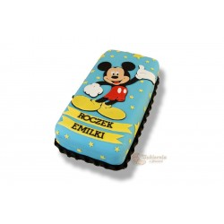 Tort prostokątny z Myszką Miki